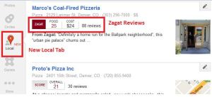 Local Tab on Google+ Page